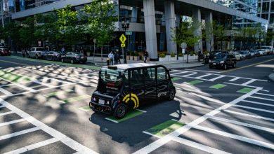 Photo of Las lanzaderas sin conductor de Optimus Ride en Brooklyn comienzan a recoger pasajeros esta semana