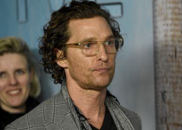 Matthew McConaughey será profesor en la Universidad de Texas este otoño 2