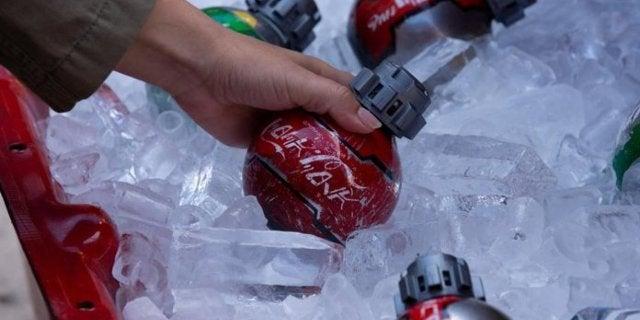 Prohibición De La Botella De Coca Cola De Galaxy La Neta Neta
