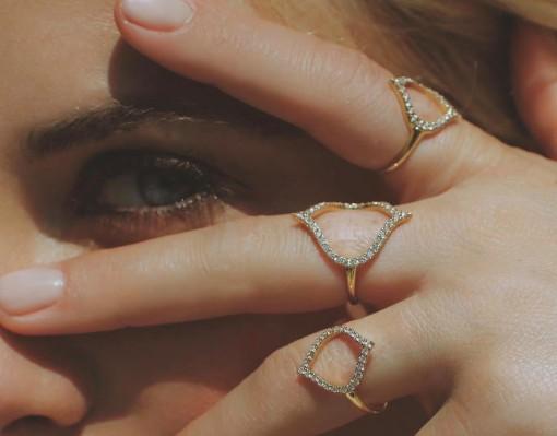 Startups semanales: interrupción con incrustaciones de diamantes