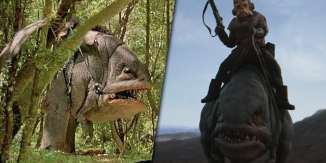 The Mandalorian Has Ewok Movies Huevos de Pascua 1