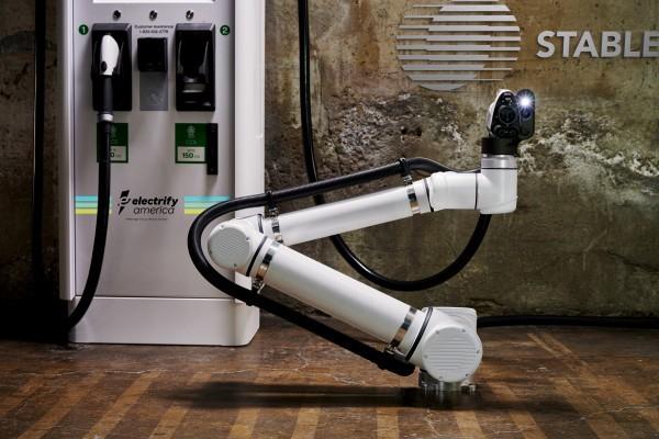 Un cargador de robot autónomo EV llegará a San Francisco