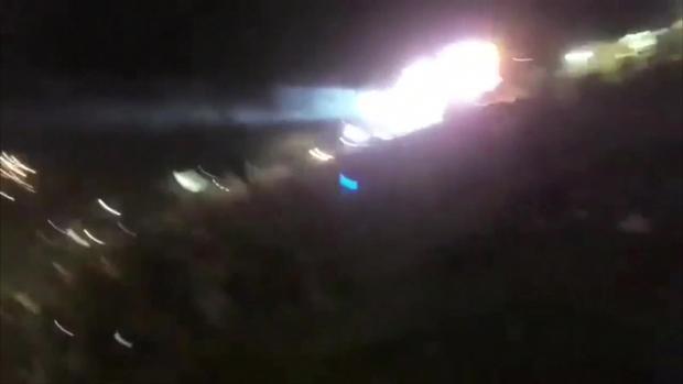 [TLMD - LV] Milicianos en Gaza vuelven a lanzar cohetes contra Israel