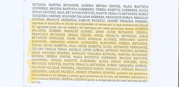 Recibirá nueva sentencia indígena acusado de homicidio por diputada de Morena 5