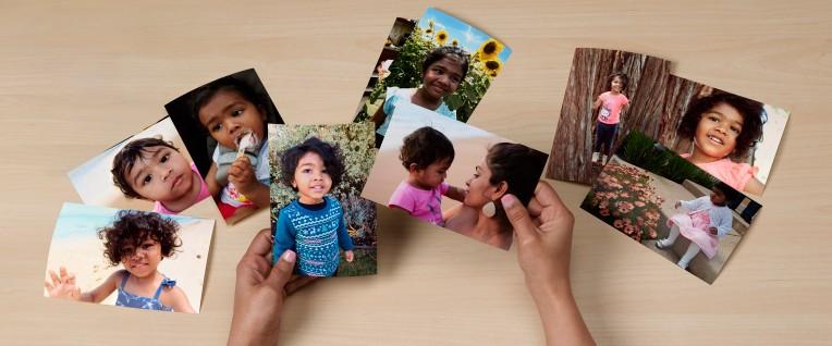 Google Photos agrega una versión de Historias que viaja en el tiempo, además de más opciones para compartir e imprimir