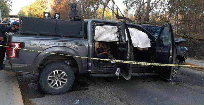3 muertos y 2 detenidos, tras presunto enfrentamiento en Nuevo Laredo 1