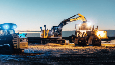 Built Robotics recauda $ 33 millones para su equipo de construcción autónomo