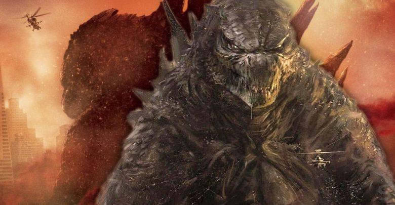 Cómo Godzilla cambió de la película de 2014 a King of the Monsters 1