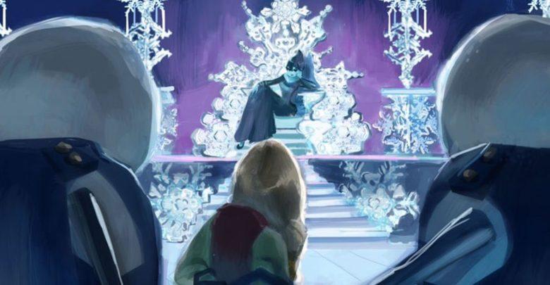 Disney 10 Imagenes De Arte Conceptual Oficial De Frozen Que
