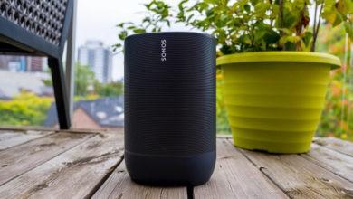 El Sonos Move portátil de $ 399 es como tener dos excelentes parlantes en uno