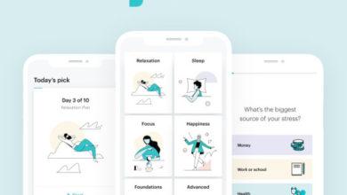 """Photo of El inicio de """"Mental fitness"""" Elevate Labs lanza una aplicación de meditación personalizada llamada Balance"""
