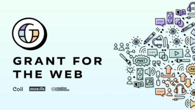 El subsidio de $ 100 millones para el fondo web tiene como objetivo impulsar una nueva forma de pagar en línea