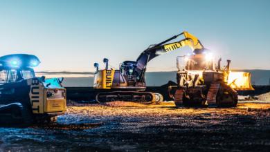 Esta empresa convierte viejas excavadoras y excavadoras en máquinas inteligentes