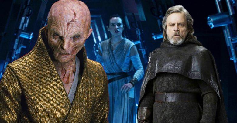 JJ Abrams tiene razón: el último Jedi no contradijo el despertar de la fuerza 1