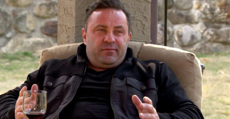 Joe Giudice de Real Housewives solicita la liberación de ICE | Screen Rant 1