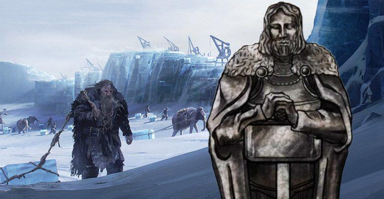 Juego de tronos: cómo se construyó el muro REALMENTE | Screen Rant 1