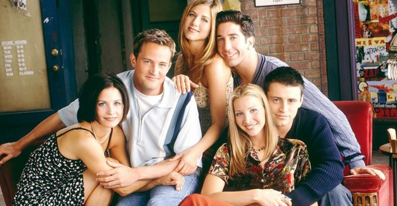 La celebración del 25 aniversario de Friends no incluirá a los amigos 1