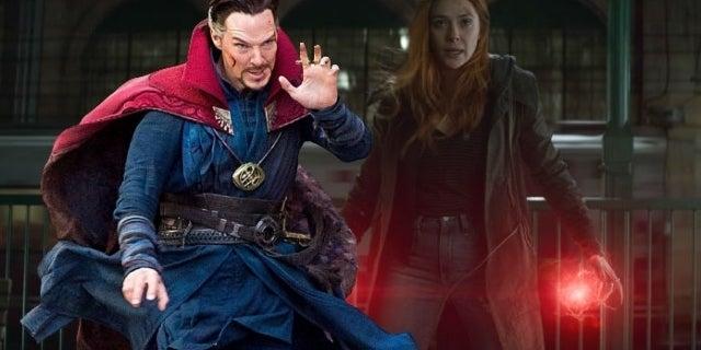 Scarlet Witch Meme Se Burla De La Muerte Del Doctor Strange La