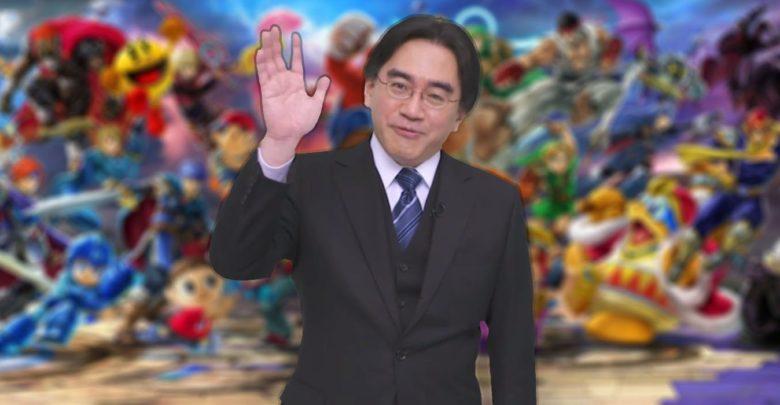 Smash Bros Creator: Ultimate DLC Parte de honrar el legado de Iwata 1