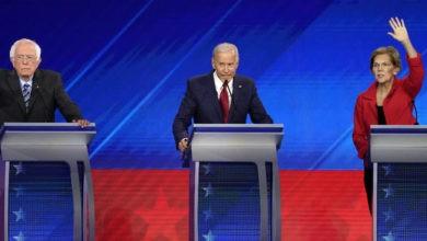 Photo of Tercer debate demócrata enfrenta a los 10 principales candidatos