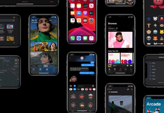 iOS 13 ya está disponible para descargar