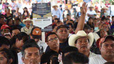 """""""Chalmita La D"""" elegirá en urnas método para nombrar a su delegado, IEEQ organiza consulta"""