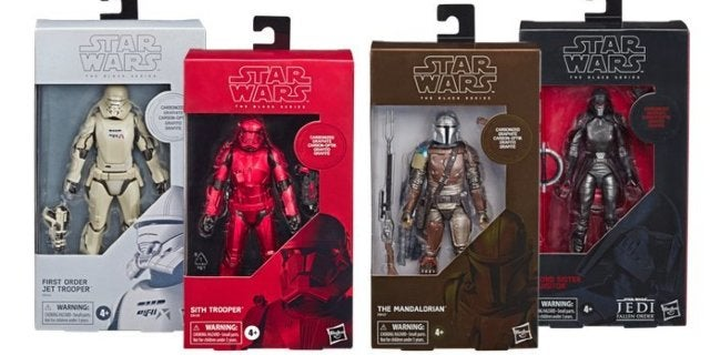"Hasbro Star Wars The Black Series-B 6/"" Action Figure"