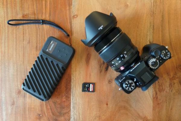 El SSD de respaldo Gnarbox 2.0 es el mejor amigo de un fotógrafo en el campo y en el hogar