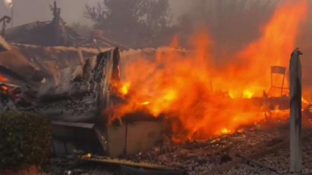 [TLMD - LA] Incendio de maleza en Calimesa ha quemado 500 acres