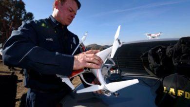 El Departamento de Bomberos de Los Ángeles quiere más drones