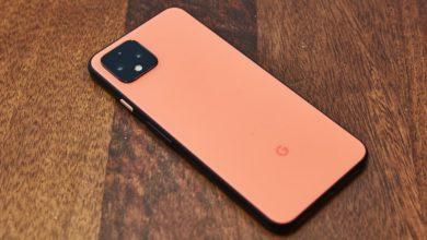 El Pixel 4 de Google da un primer paso inestable hacia el futuro