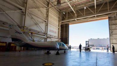 El primer avión X experimental totalmente eléctrico de la NASA está listo para probar
