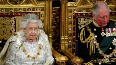La prioridad es concretar el Brexit el 31 de octubre: reina Isabel II