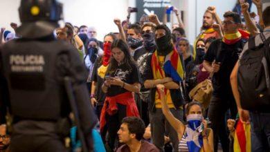 Los separatistas catalanes han trabajado con una aplicación descentralizada para la desobediencia civil.