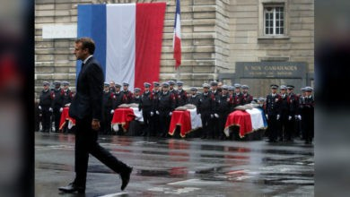 "Macron promete ""lucha implacable"" contra terrorismo"