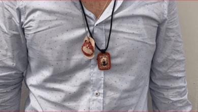 Ovidio Guzmán López  al ser capturado portaba una medallita del Santo Niño de Atocha