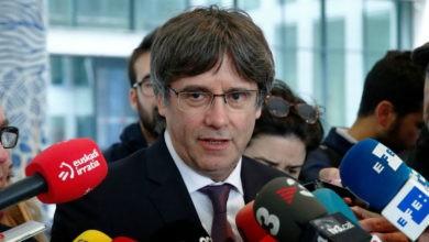 Puigdemont comparece voluntariamente ante la justicia belga y queda en libertad