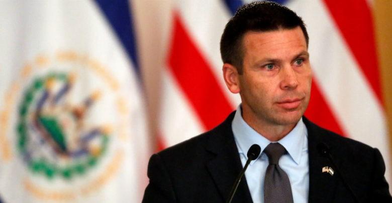 Renuncia secretario interino de Seguridad Interna de EU
