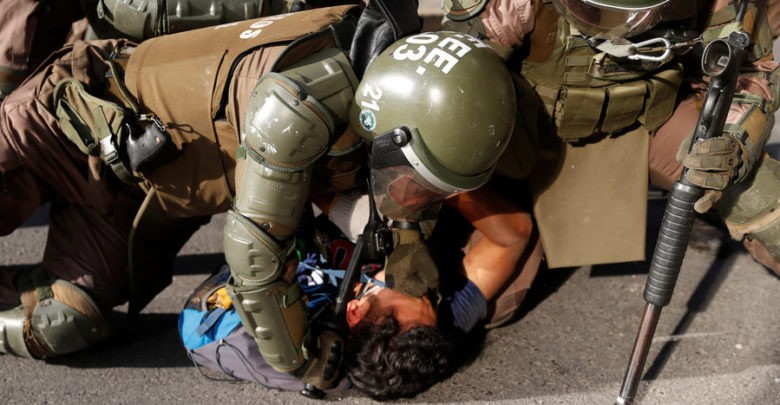 En Chile se violaron derechos humanos: Human Rights Watch