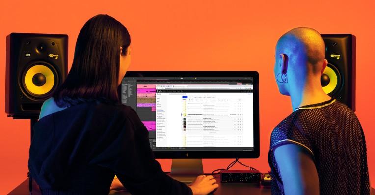 Splice le enseña a AI a vender sonidos similares mientras los usuarios duplican