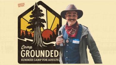 Camp Grounded Digital Detox regresa después de la muerte del fundador