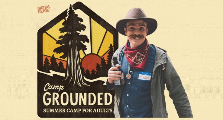 Camp Grounded Digital Detox regresa después de la muerte del fundador