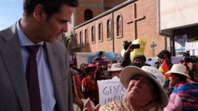 Photo of CIDH recaba testimonios de víctimas de la represión en Bolivia | Videos y fotos
