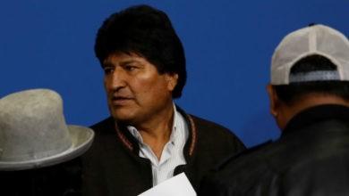 Photo of Denuncia Evo Morales orden de aprehensión ilegal en su contra