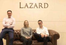 """El banco de inversión Lazard ha reclutado silenciosamente un equipo de """"Venture and Growth"""" para enfocarse en la ampliación europea"""