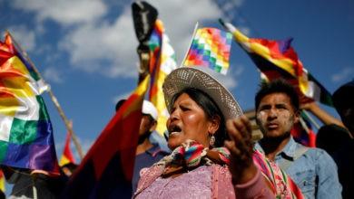 Indígenas de Bolivia advierten: elecciones o más bloqueos