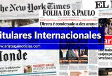 Inician audiencias sobre Trump-Ucrania, violencia en Bolivia y más   Primeras planas del mundo 14/11/19