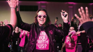 Photo of John Legere renunciará como CEO de T-Mobile, sucedido por el diputado Mike Sievert el 1 de mayo