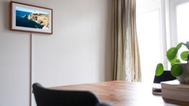 Netural de Meural Canvas II es una mejor versión del mejor dispositivo para el hogar para fotógrafos