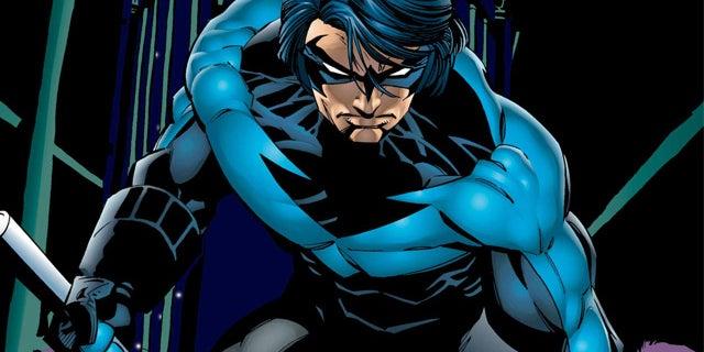 Nightwing De Dc Obtiene Nueva Identidad Y Vestuario La Neta Neta